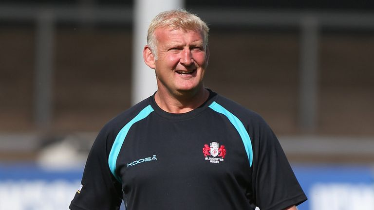 Paul Moriarty: Had previously worked alongside Nigel Davies at Scarlets