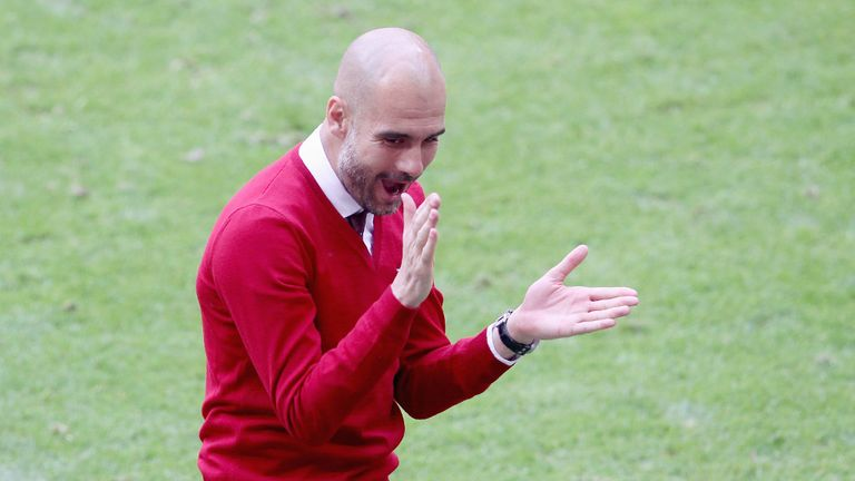 Pep Guardiola: Hopes Bayern Munich can complete double