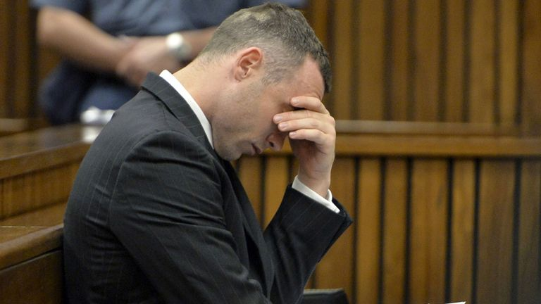 Oscar Pistorius: Key ruling for judge this morning