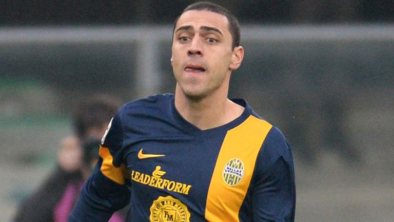 Romulo: Loaned to Serie A champions Juventus