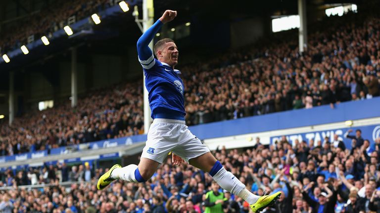 Ross Barkley: Rush says his goal reminded him of Wayne Rooney