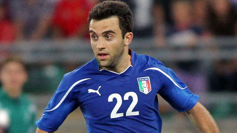 Giuseppe Rossi: Striker is a doubt for Italy after recent knee injury