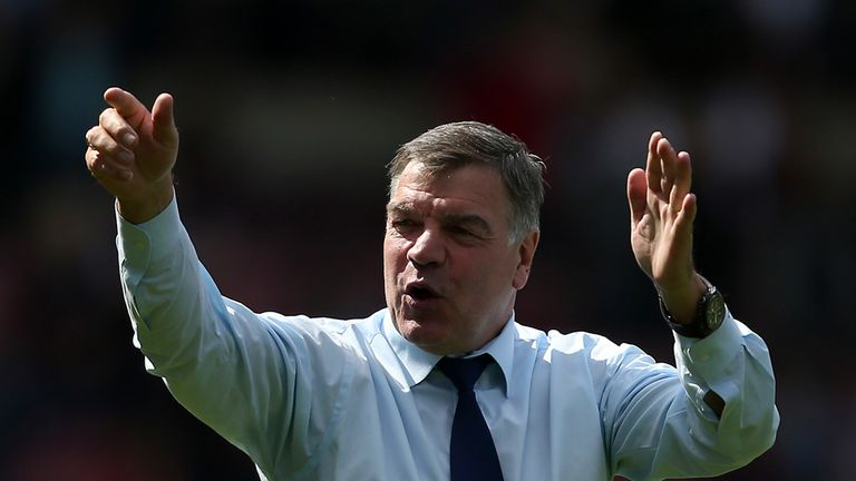 Sam Allardyce: Would love Steven Gerrard to win the Premier League