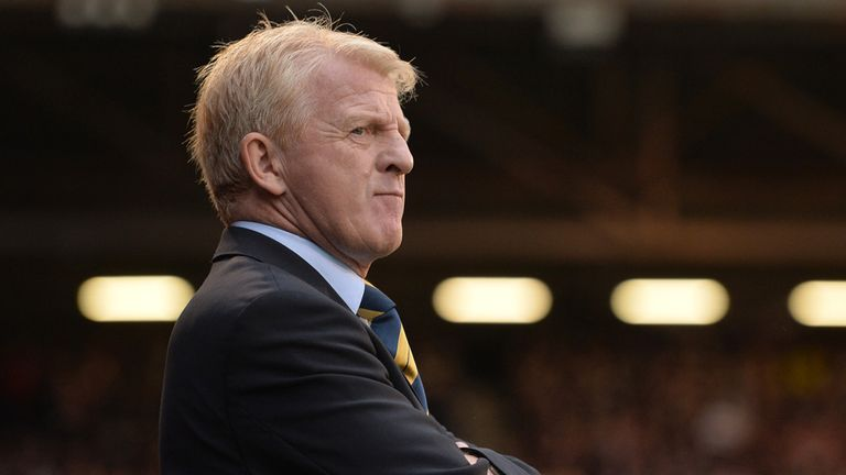 Gordon Strachan: Saw Scotland draw with Nigeria
