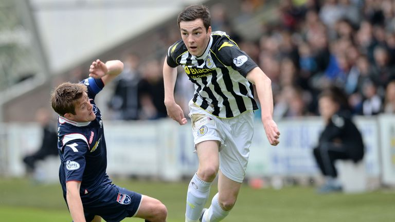 John McGinn: Wanted by the Blades