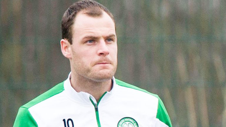 Anthony Stokes: Celtic striker was in Dublin for court hearing