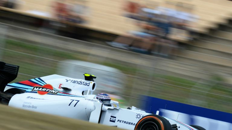 Valtteri Bottas: Made big set-up changes
