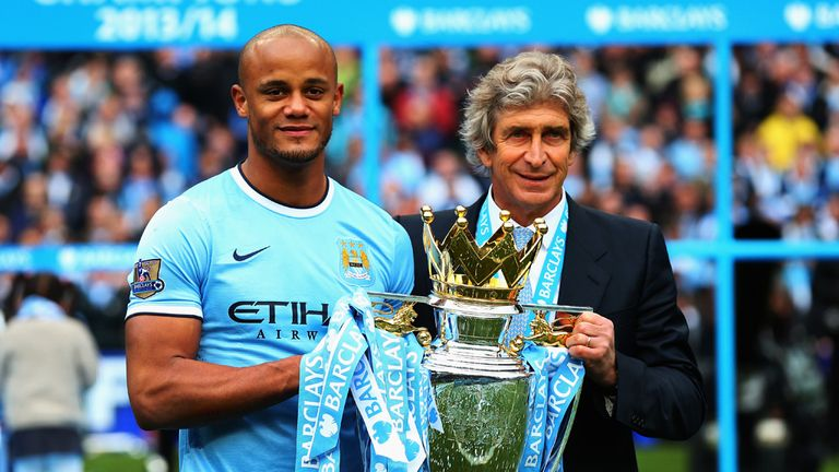 The captain and manager take deserved applause for helping City to a second title in three years