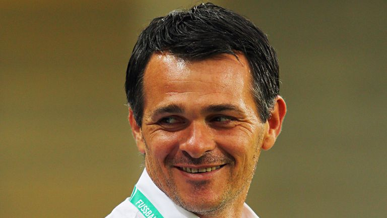 Willy Sagnol: New Bordeaux coach