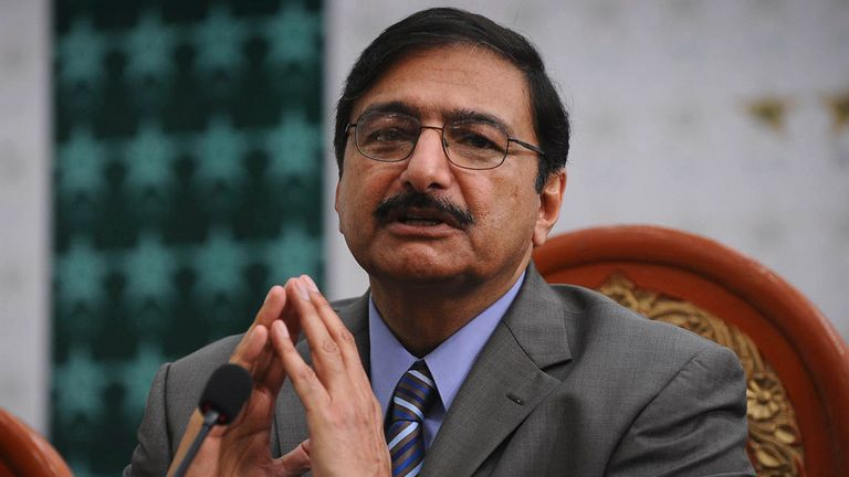 Zaka Ashraf: Yet to decide on Waqar Younis