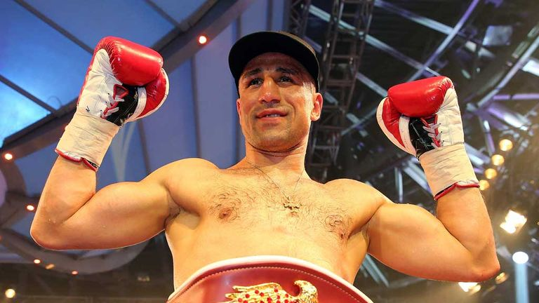 Arthur Abraham: WBO super-middleweight champion