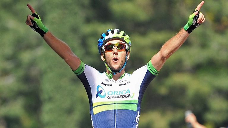 Adam Yates climbed to a brilliant victory in Selcuk
