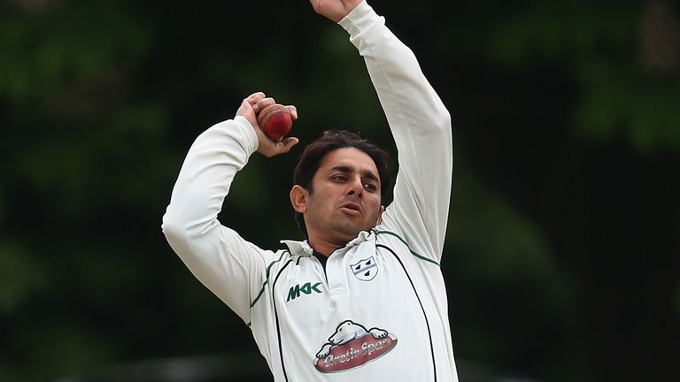 Saeed Ajmal: 12 wickets in the match