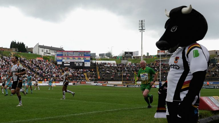 Bradford Bulls: Hoping to reverse the decision to deduct points