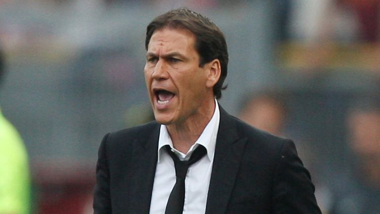 Rudi Garcia: New three-year contract