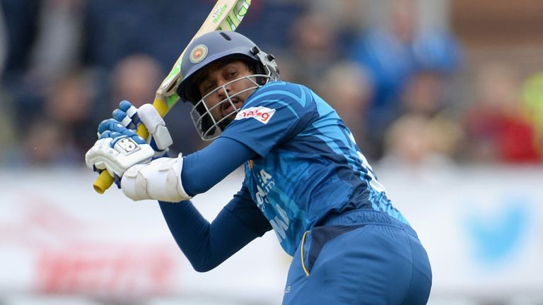 Tillakaratne Dilshan: Joins Surrey on a short-term contract
