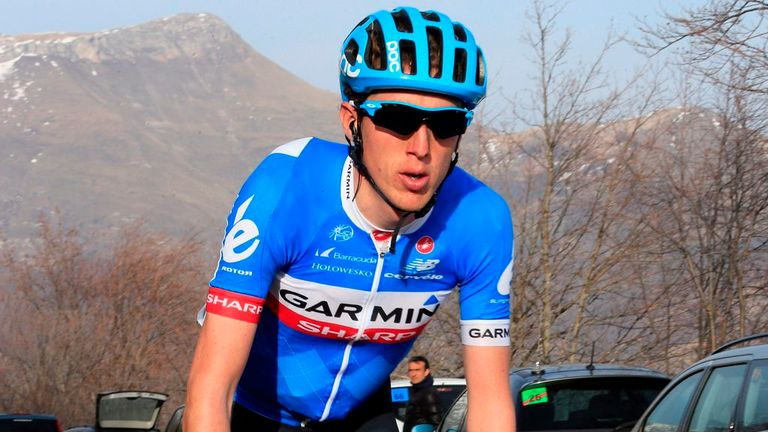 Dan Martin is hoping to mount a general classification challenge