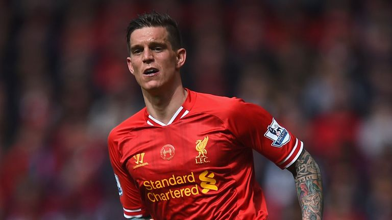Daniel Agger: Liverpool defender unhappy with last season