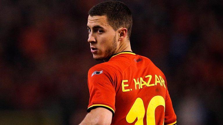 Eden Hazard: Chelsea midfielder concentrating on World Cup with Belgium