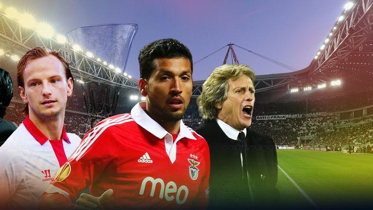 Europa League Final: Sevilla v Benfica