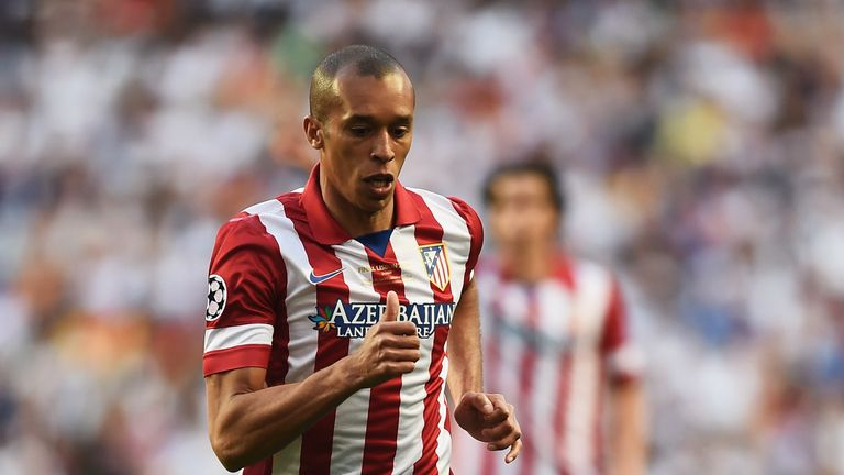 Miranda: Atletico Madrid defender has offers from England and Spain