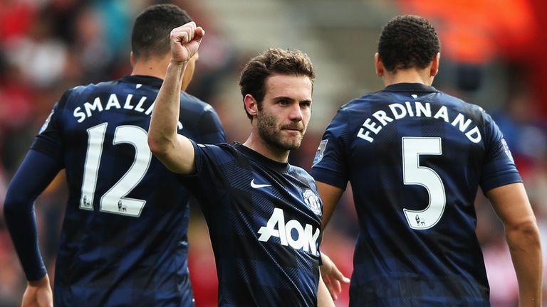 Juan Mata: An 'important player' for Manchester United, says David de Gea