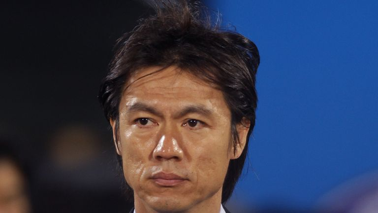 Hong Myung-Bo: Korea coach
