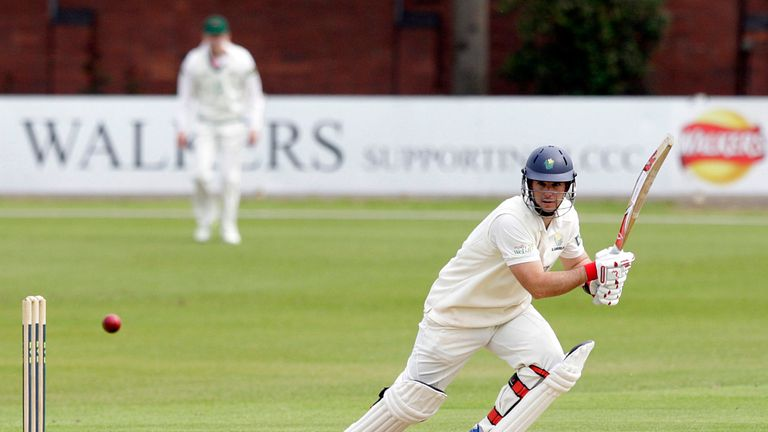 Jim Allenby: Runs and wickets to help put Glamorgan in complete command
