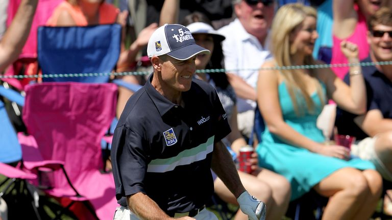 Jim Furyk: The local resident could be the man this week