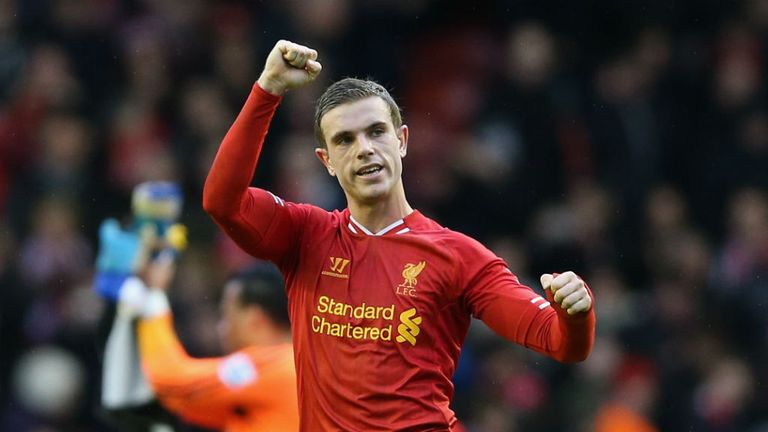 Jordan Henderson is well known for his fitness and McGregor's VO2 max is similar to a Premier League midfielder