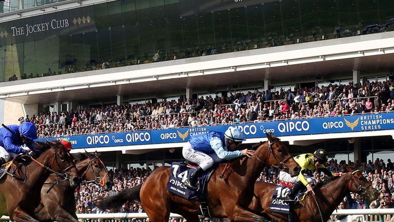 Newmarket is a Jockey Club racecourse