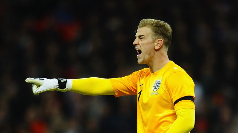 Joe Hart: Accepts that he has no right to play every game and must keep working hard