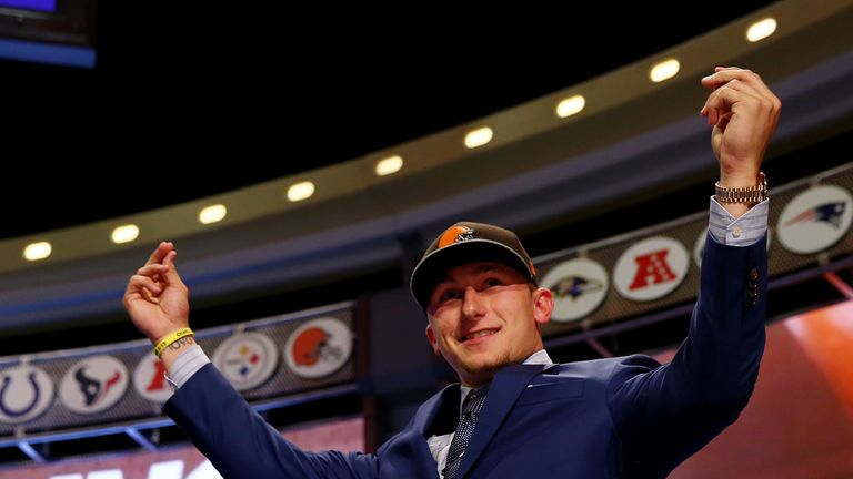 Johnny Manziel: Made to wait