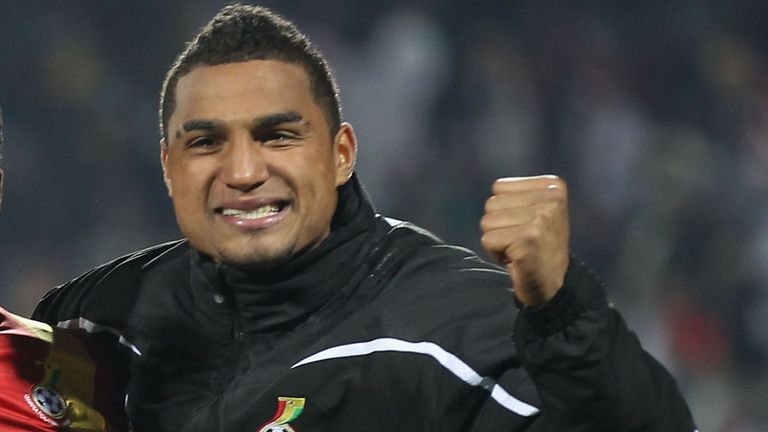 Kevin Prince Boateng: Sent home from the World Cup by Ghana