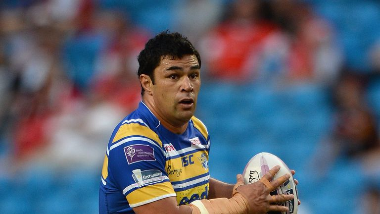 Kylie Leuluai: Has committed to Leeds for the 2015 season