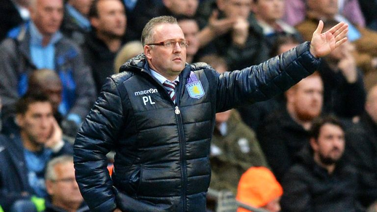Paul Lambert: Keen to stay at Aston Villa but unsure of future