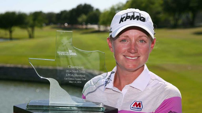 Stacy Lewis: Six-shot success in North Texas