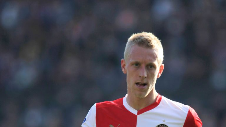 Lex Immers: Penned a new Feyenoord deal