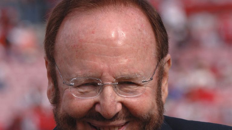Malcolm Glazer: Former Manchester United owner passed away on Wednesday