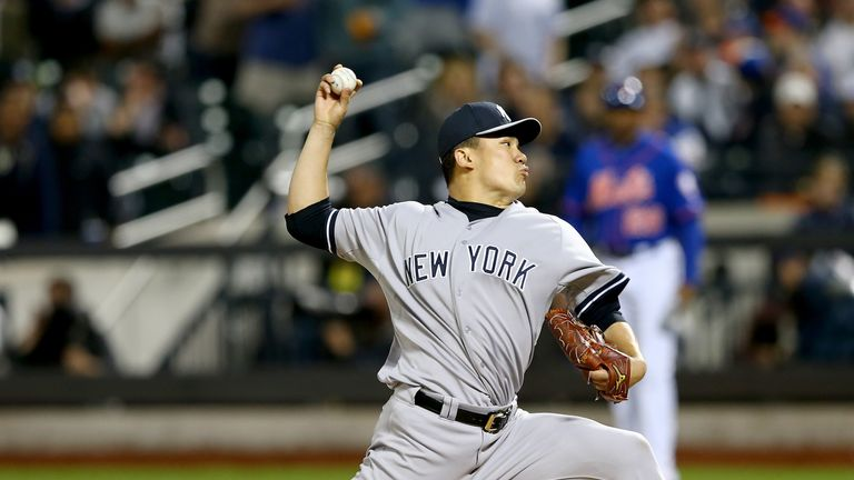 Masahiro Tanaka: Pitched a shut-out in New York Yankees win over New York Mets