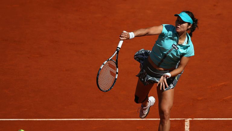 Li Na: Beat Kirsten Flipkens in straight sets to reach second round