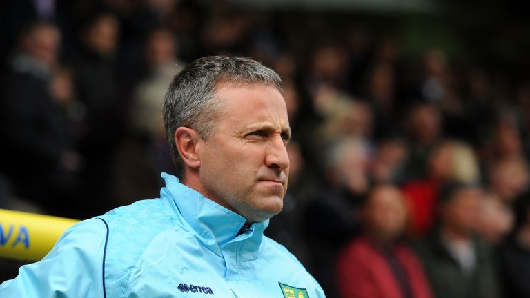 Neil Adams: Saw red card cost Norwich on opening weekend