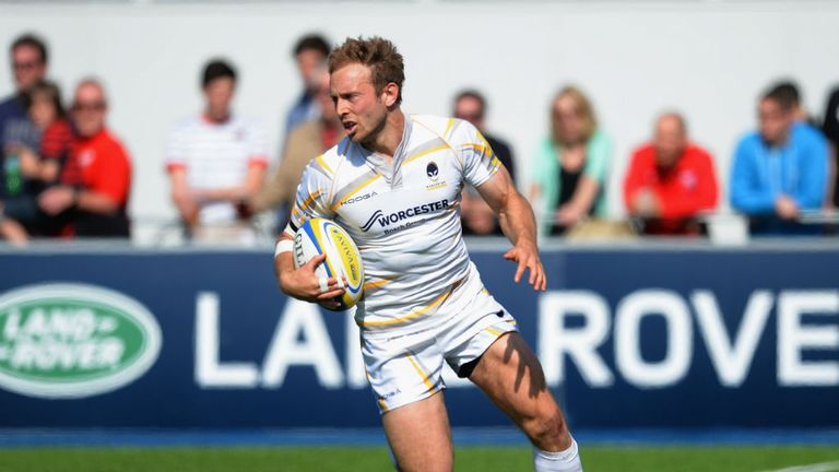 Chris Pennell: Thrilled with England call up