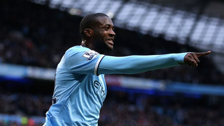 Yaya Toure: Hoping to push on after Community Shield
