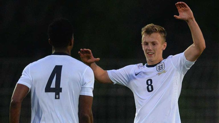 James Ward-Prowse: Scored as England lost to Brazil