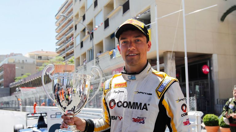 Jolyon Palmer: Victorious in Monaco