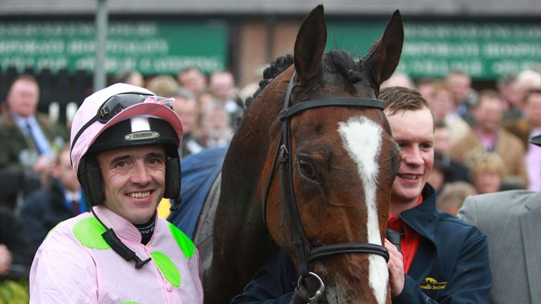 Ruby Walsh's presence will put several people on the gate