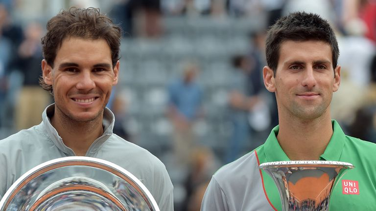 Rafa Nadal and Novak Djokovic: After the Rome Masters final