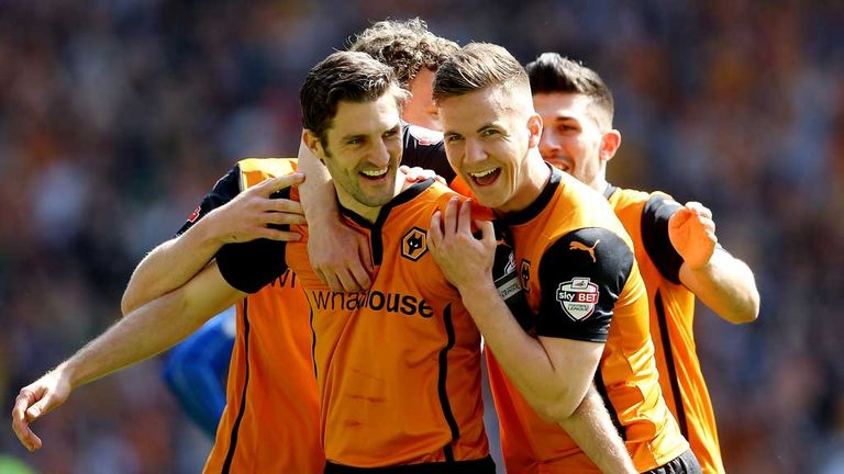 Sam Ricketts: Experienced skipper will lead a young and hungry group of Wolves players