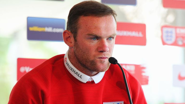 Wayne Rooney: Flew out early to England's World Cup training camp